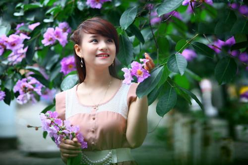 thơ về hoa tím 2