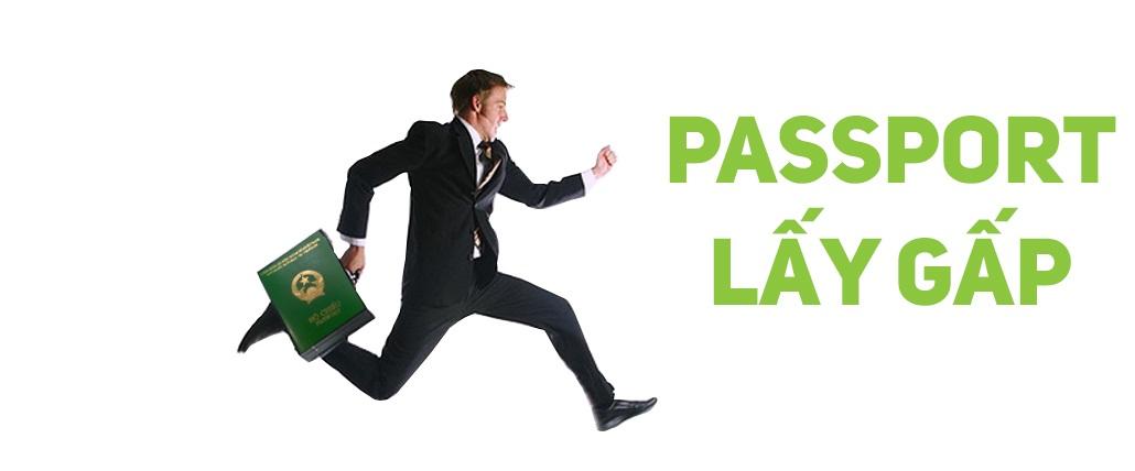 Dịch vụ làm hộ chiếu nhanh tại Hà Nội
