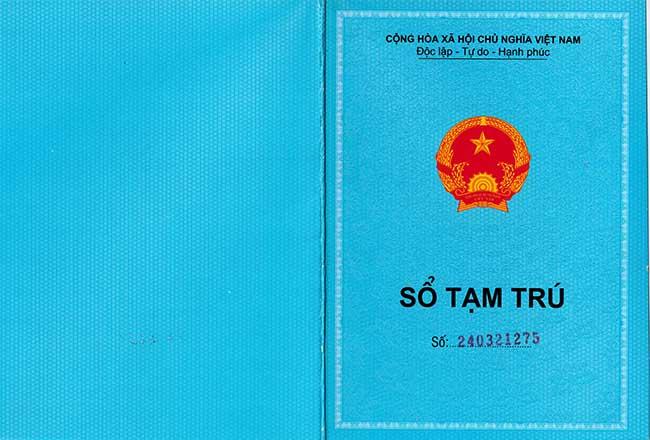 Dịch vụ làm sổ hộ Khẩu, sổ tạm trú nhanh tại Hà Nội